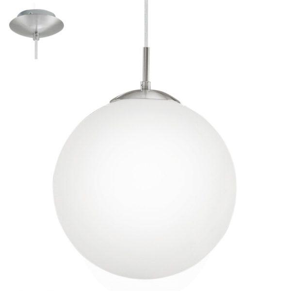 LED LUSTER RONDO 2 93938