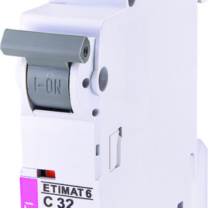 Automatski osigurac 1P ETI C 32A 6KA (2141519)