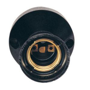 GRLA Grlo bakelit E-27 zidno kosa 250 V