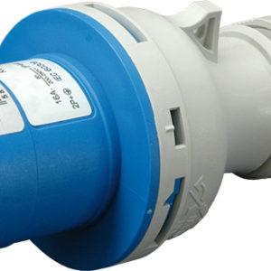 Ind.utikac na kabel 32A 4P 400V 3P+PE ETI CEE IP44 EV 3243
