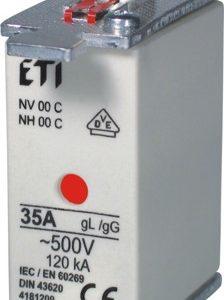 Nozasti osiguraci NV00 125 C ETI