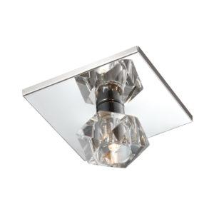 40802-1 ICE CUBE CHROMO PLAFONSKA LAMPA