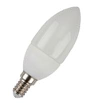 4122 _ LED Sijalica 4W, E14, Sveca, 320lm, 6000K