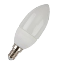 4215 _ LED Sijalica 6W, E14, Sveca, 470lm, 3000K