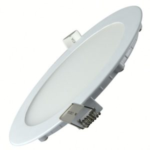 LU01-2460 - LED ugradni okrugli mini panel 24W, 6400K