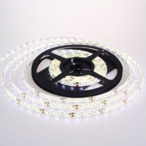 Broj LED dioda 120 / m Snaga po m (W/m) 7.2 Napon (V) 12V AC Boja svetla (K) Hladno bela 6000-6500K Lumen (lm) 600 Dimenzije (mm) 8 IP zastita IP 20