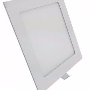 Snaga (W) 24 Napon (V) 220-240V AC / 50-60Hz Boja svetla (K) Hladno bela 6000-6500K Dimenzije (mm) 300x300 Ugradna dimenzija 277x275
