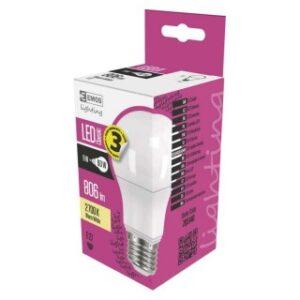 LED CLS A60 9W E27 WW