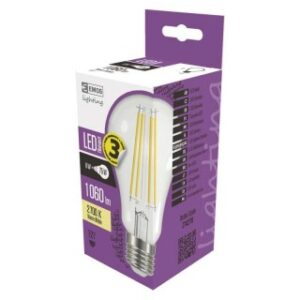 LED FILAMENT A60 A++ 8W E27 WW