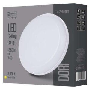 LED PANEL DORI OKRUGL.IP54-18W- WW W
