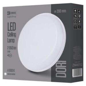 LED PANEL DORI OKRUGLA IP54-24W-NW W