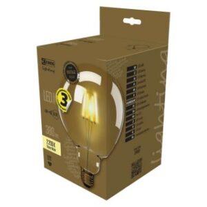 LED VNT G125 4W E27 WW+
